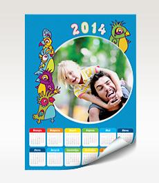 Плакатные календари