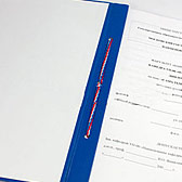 Твердый переплет диплома за мин в типографии СПб Диплом на три дырки