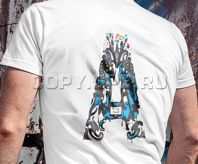 шелкография на футболках цена