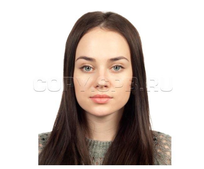 фото на паспорт рф 2015 образец - фото 7